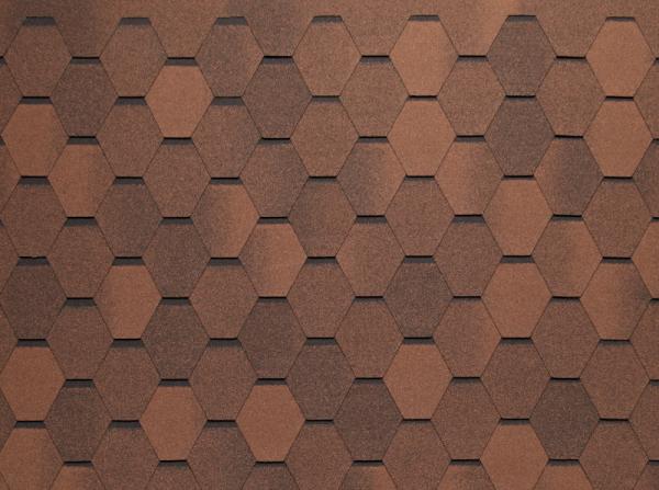 Нордик коричневый с отливом